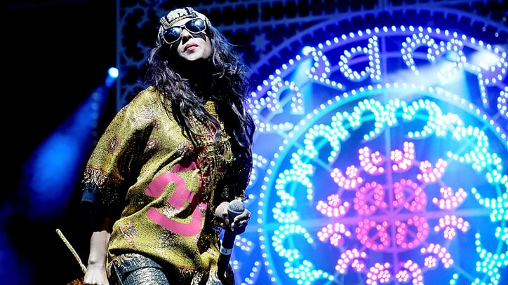 M.I.A. Leaves Jay Z's Roc Nation