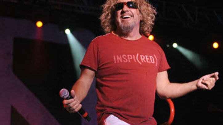 Sammy Hagar: 'I Would Love to Make Another Record With Van Halen'