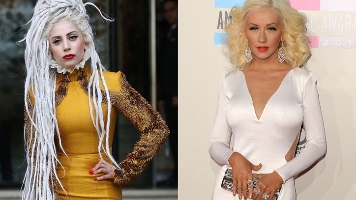 Lady Gaga and Christina Aguilera Drop 'Do What U Want'