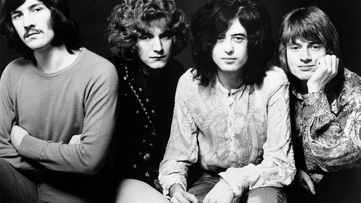 Led Zeppelin Reissuing First Three Albums This Year