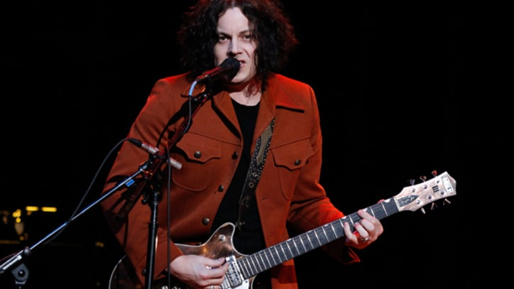 Jack White Finishing Up New Album