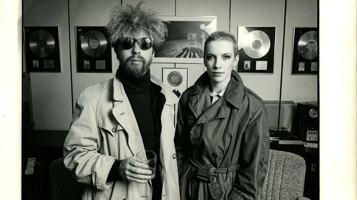 Eurythmics to Reunite for Beatles Grammys Special