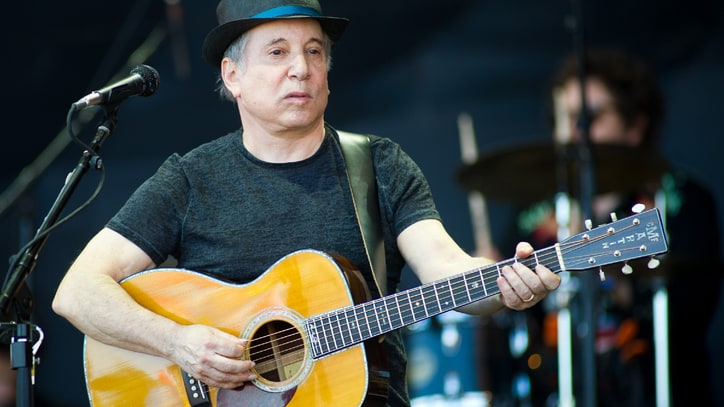 Paul Simon Tribute Concert Set for New York