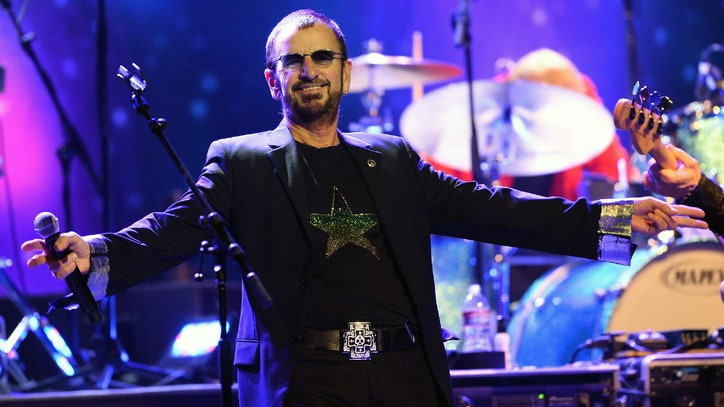 David Lynch Foundation Honoring Ringo Starr With Tribute Concert