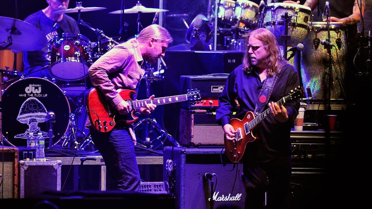 Warren Haynes and Derek Trucks Leaving Allman Brothers Band