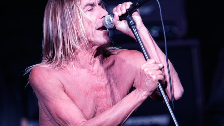 Iggy Pop, Joe Walsh, New Order Set for Tibet House Benefit