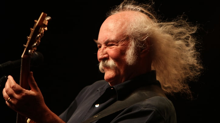 David Crosby Returns From 20-Year Hiatus With 'Croz' - Album Premiere