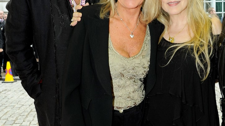 Christine McVie Back in Fleetwood Mac