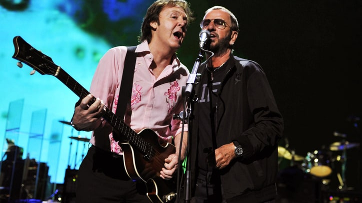 Paul McCartney, Ringo Starr Added to Grammy Lineup