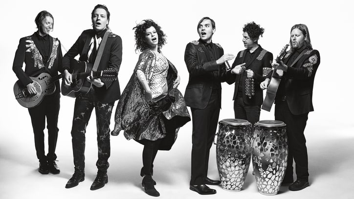 The Unforgettable Fire: Can Arcade Fire Be the World's Biggest Band?