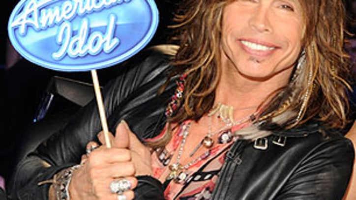 Digest: Steven Tyler Launches 'AppSoLewdly' App; Trent Reznor to Kill Lincoln's Mother in Vampire Movie