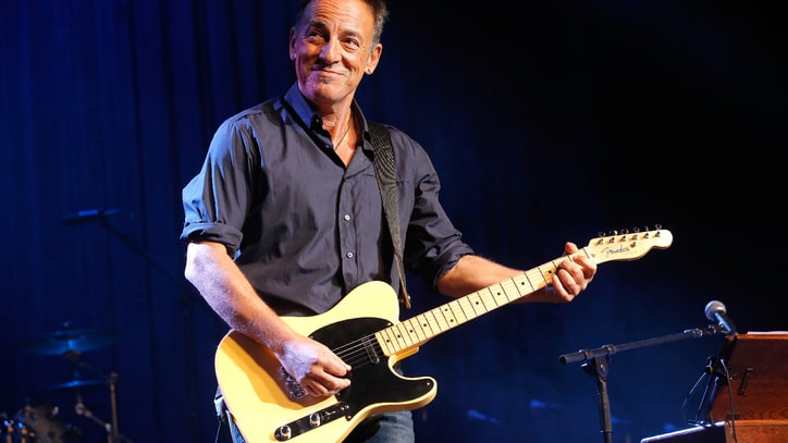 Bruce Springsteen Talks Official Bootlegs, Kanye West