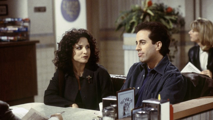 'Seinfeld' Cast Returns to Monk's for Super Bowl Ad