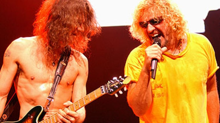 Sammy Hagar on Eddie Van Halen in New Memoir: 'What a Fruitcake'