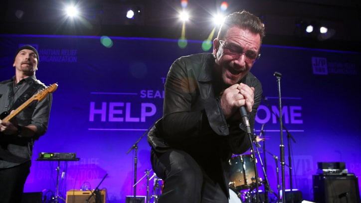 U2 on 'Mandela' Oscar Nomination: 'Beyond Our Wildest Teenage Dreams'