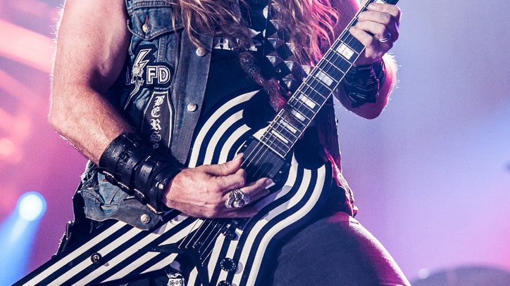 Zakk Wylde Laughs Through Dark Times for April's 'Black Vatican' LP