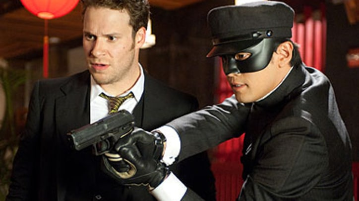 Travers on 'The Green Hornet': Not Half Bad, Not Half Good Either