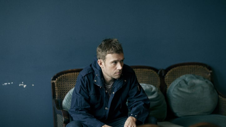 Damon Albarn Solo LP 'Everyday Robots' Inspired by Elephants, Eno