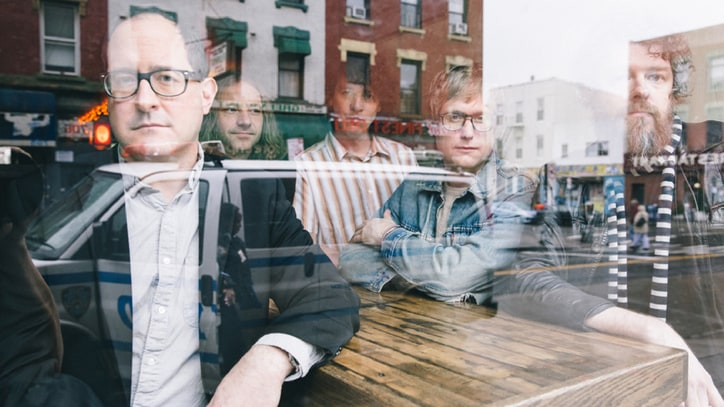 The Hold Steady Return With 'Big Rock' Aspirations on 'Teeth Dreams'