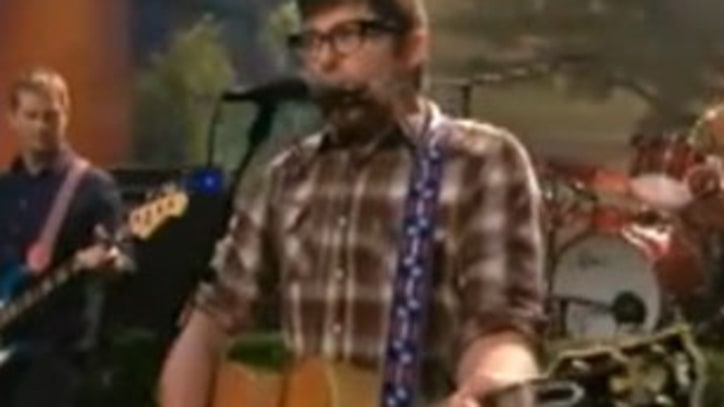 The Decemberists Go 'Down By the Water' on Leno