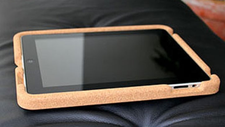 Recycled Case Gives iPad an Extreme Makeover