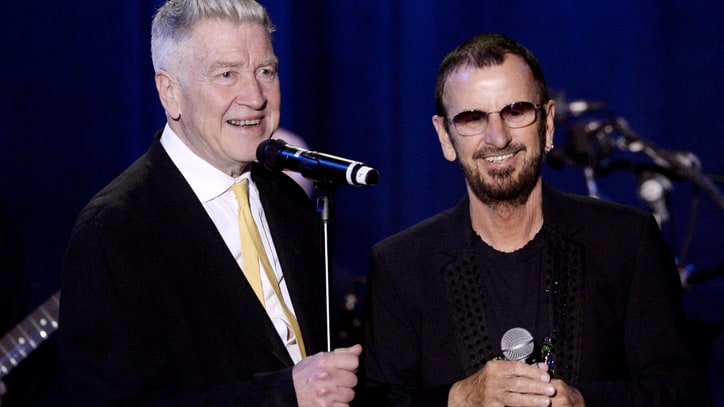 Ringo Starr Honored With 'Lifetime of Peace and Love Award'