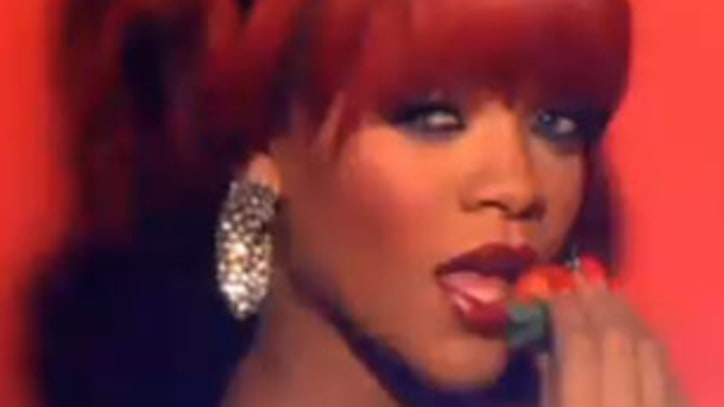 Rihanna's Video For 'S&M' is Full of Candy-Colored Kink