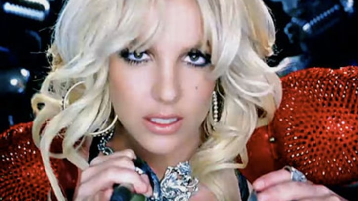 Britney Spears' Goes Over the Top in Video For 'Hold It Against Me'