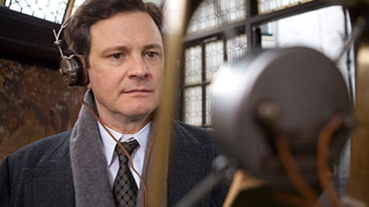 Best Actor: It's Colin Firth's Year