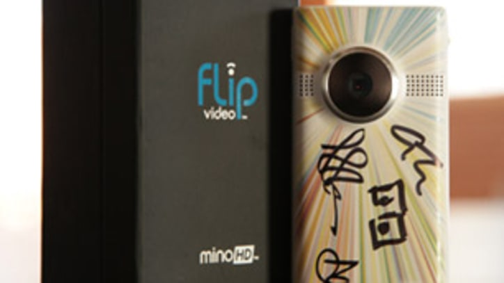 Awesome Contest: Win a Flip Cam Signed by OK Go