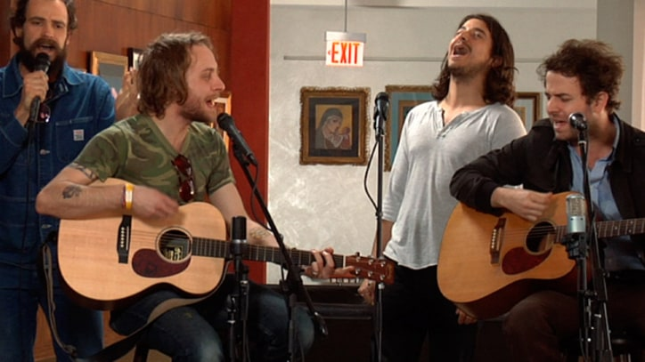 RS Live: Middle Brother's Acoustic Jamboree