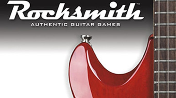 'Rocksmith': The First Real Guitar Game