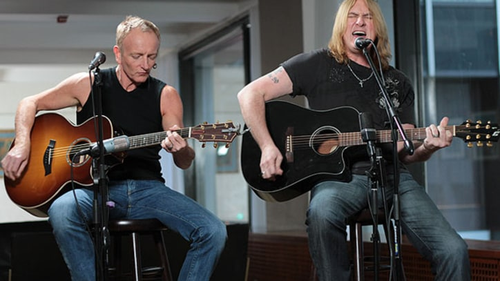 Rolling Stone Live: Def Leppard Strip Down For Acoustic Versions of 'Hysteria' and 'Pour Some Sugar on Me'