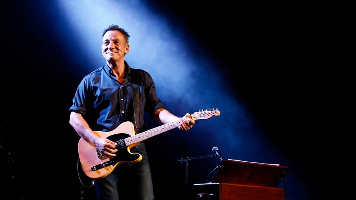 On the Charts: Bruce Springsteen's 'Hopes' Debuts High