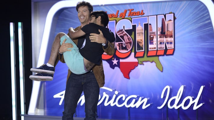 American Idol' Season 13 Premiere Recap: Just Wild About Harry