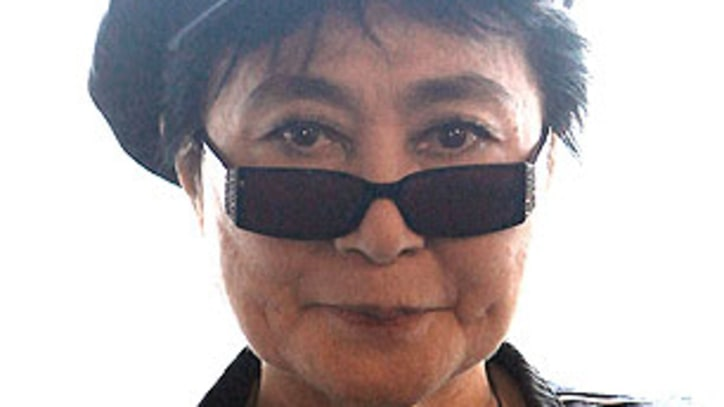 Yoko Ono Talks Japan Disaster and Relief Concert