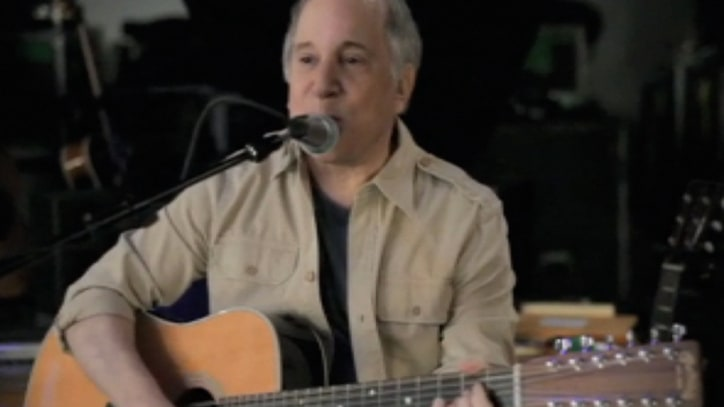 Exclusive: Paul Simon's New Video For 'The Afterlife'