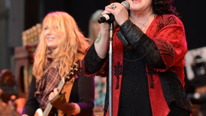 Heart's Ann Wilson: 'What Sea World Does Is Slavery'
