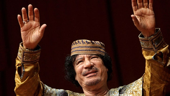 Why is the Fed Bailing Out Qaddafi?