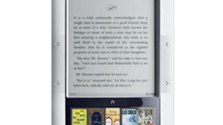 Nook eReader Becomes Tablet PC, Welcomes New Apps