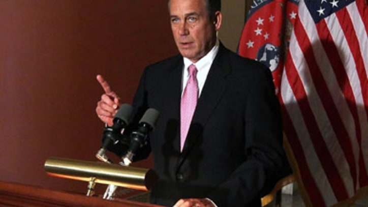 The Budget and John Boehner: Matt Taibbi on the Ultimate Beltway Hack