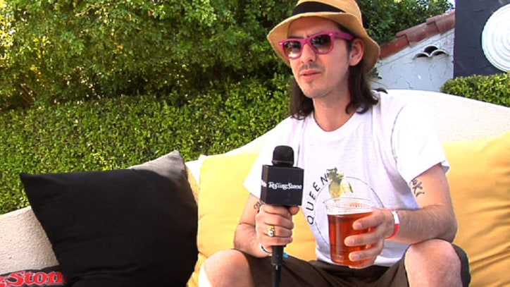 Video: Fistful of Mercy's Dhani Harrison on Having Three Frontmen