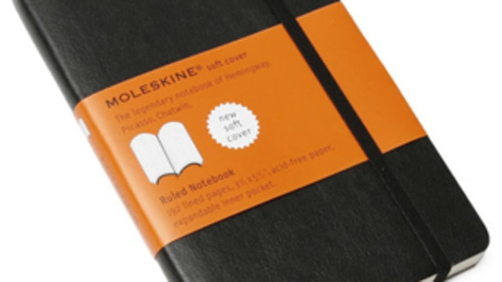 Amazing Apps: A Virtual Moleskine Notebook for Your iPhone, iPad