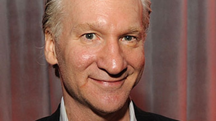 Bill Maher Talks 'Offshore' Pot Smoking and the War on Drugs