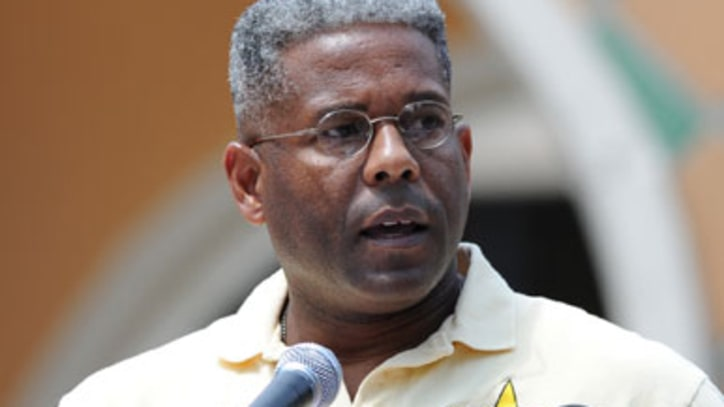 Video: Rep. Allen West: WTF?!
