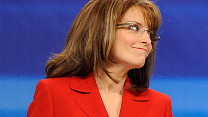 Tina Fey's Sarah Palin Returns to 'SNL'