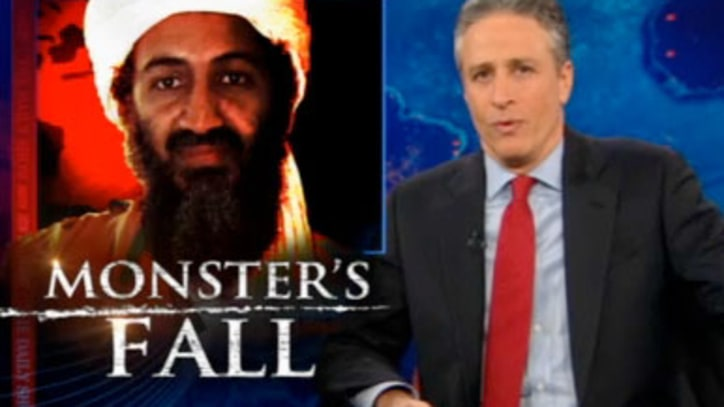 Video: Jon Stewart on the Total Lameness of Osama Bin Laden