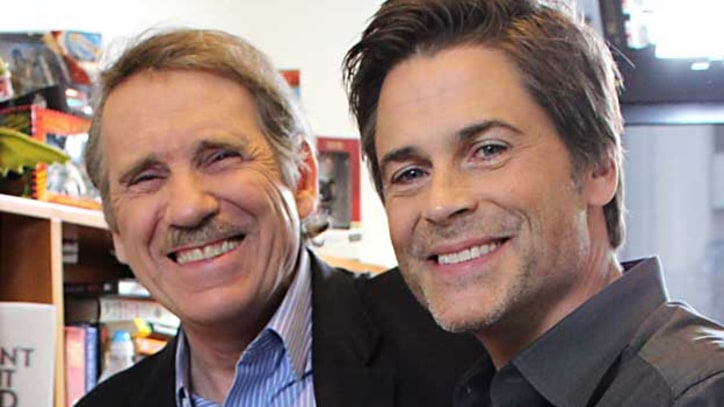 Off the Cuff: Rob Lowe on Sex Tapes and Charlie Sheen