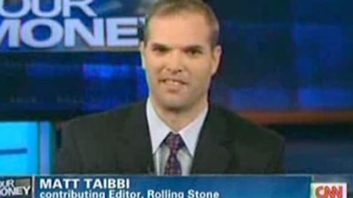 Video: Taibbi vs. McArdle on Goldman