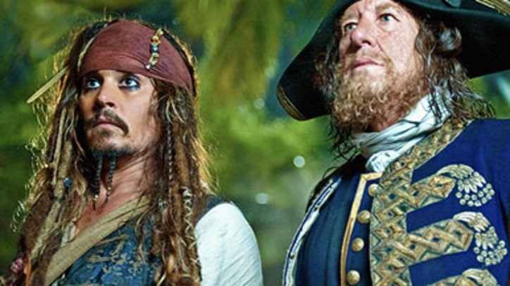 'Pirates of the Caribbean: On Stranger Tides' is More of the Same